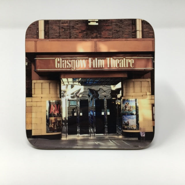 Glasgow Film Theatre Coaster