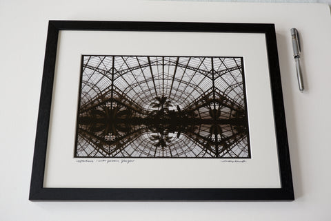 """Afterhours"" Framed and Mounted Print"