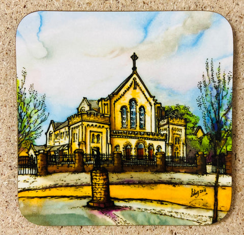 St Mirin's Cathedral Coaster