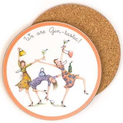 We are Gin-tastic Coaster