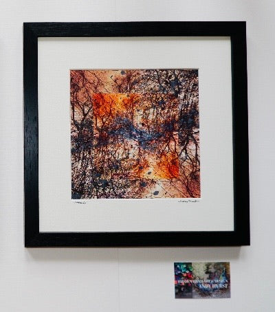 """Phoenix"" Framed and Mounted Print"