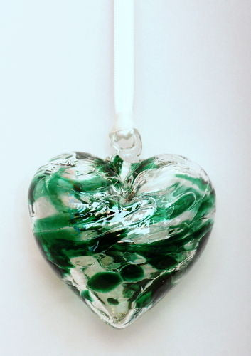 Birthstone Heart- May