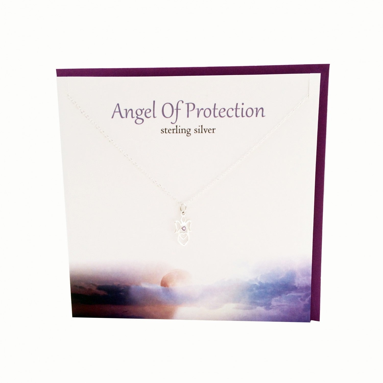 Angel of Protection Pendant