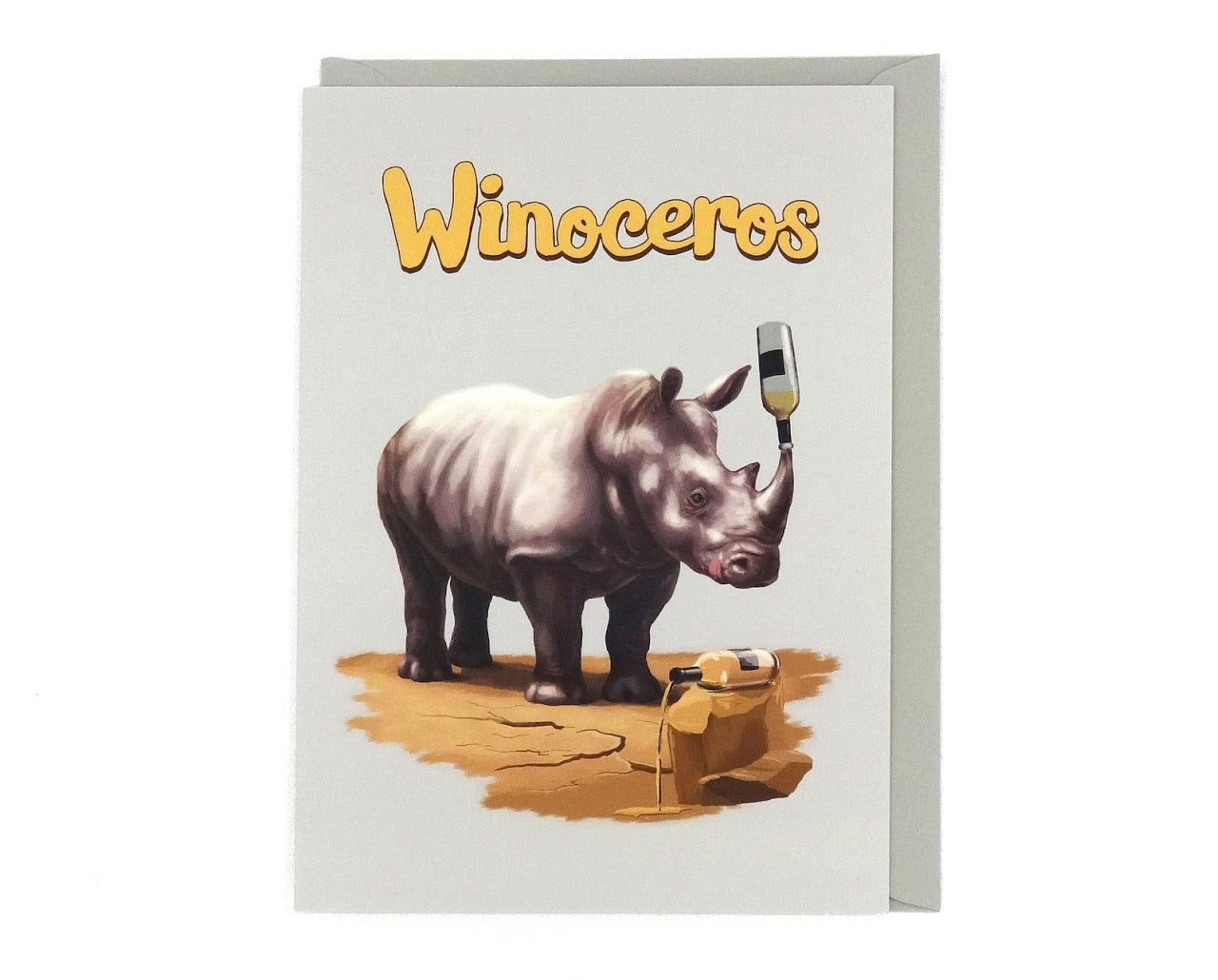 Winoceros Card