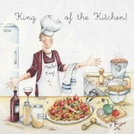 King of the Kitchen Card