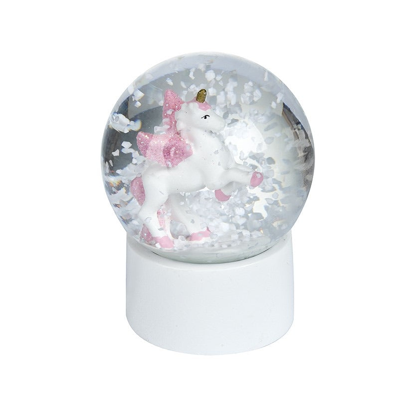 Unicorn Snowglobe