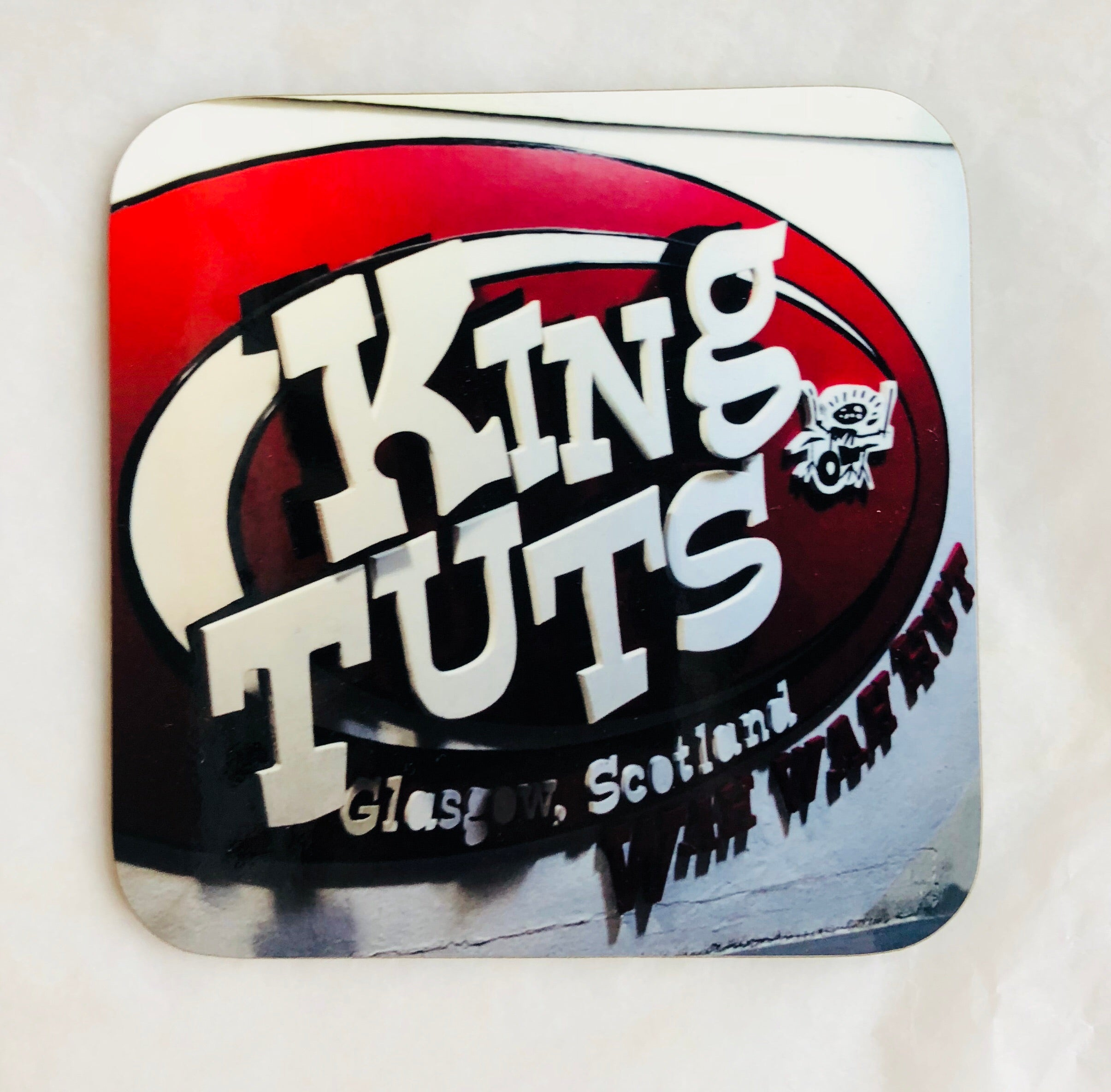 King Tuts Coaster