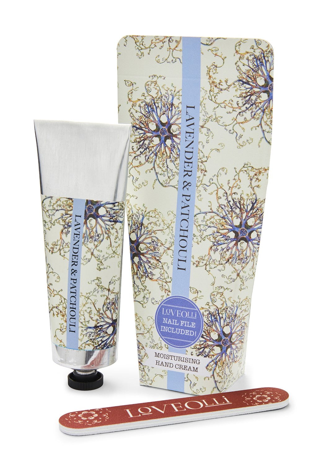 Lavender &  Patchouli Hand Cream Tube