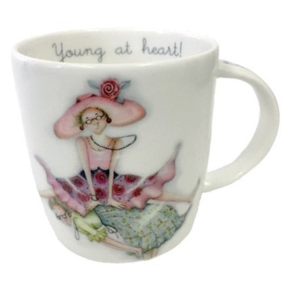 Young at Heart - Mug