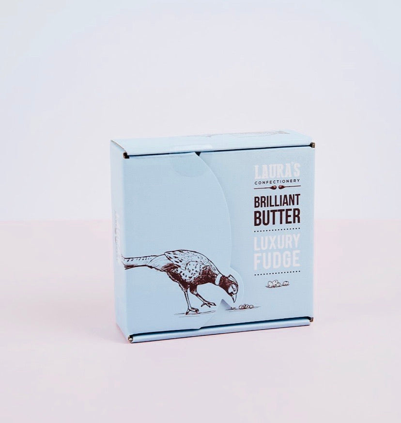 Brilliant Butter Luxury Fudge