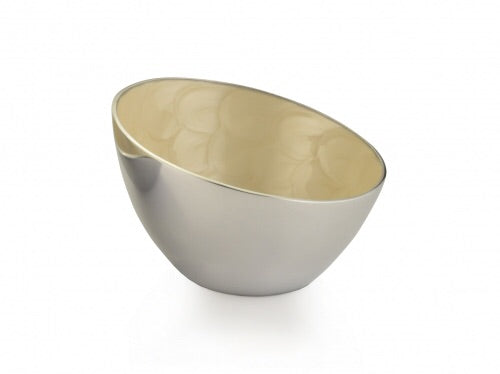 Tilt Bowl Champagne Small
