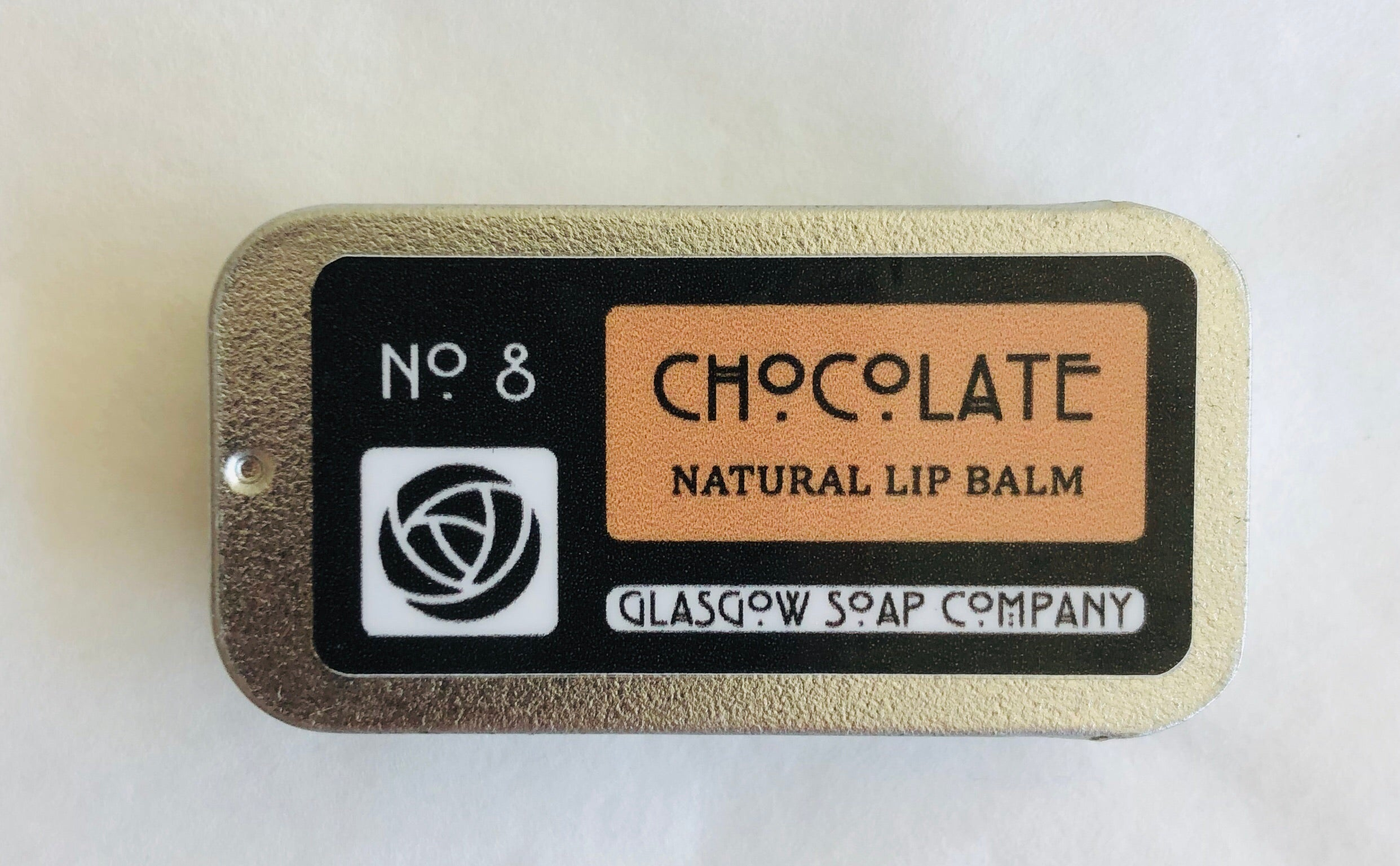 Chocolate Natural Lip Balm