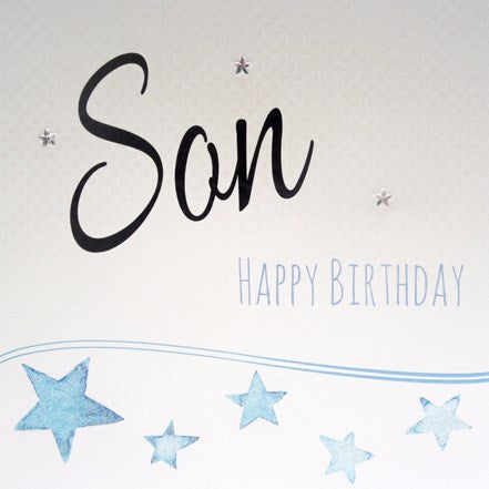 Happy Birthday Son