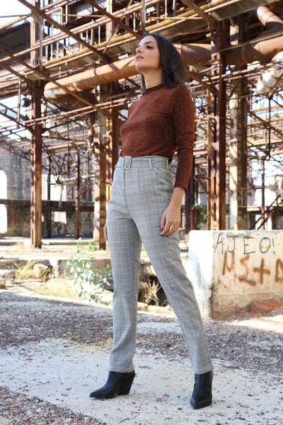 Percy High- Waist Trousers