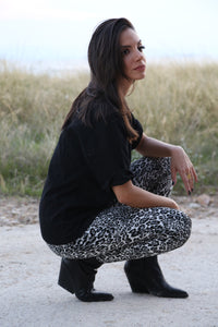 Albion Leopard Leggings