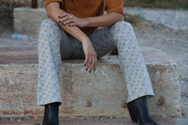 Walles Flare Trousers