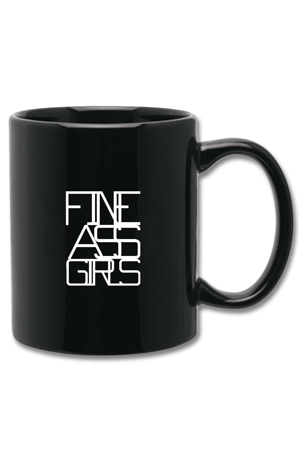 Fine Ass Girls Signature Logo Mug