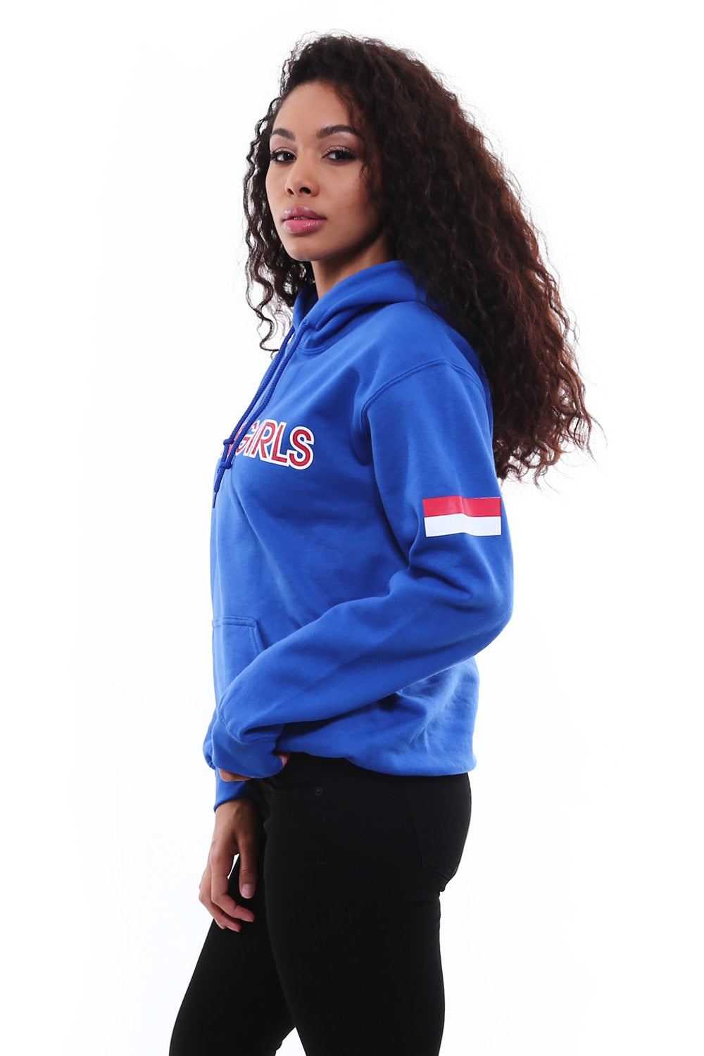Team Collection Hoodie - New York (Royal)
