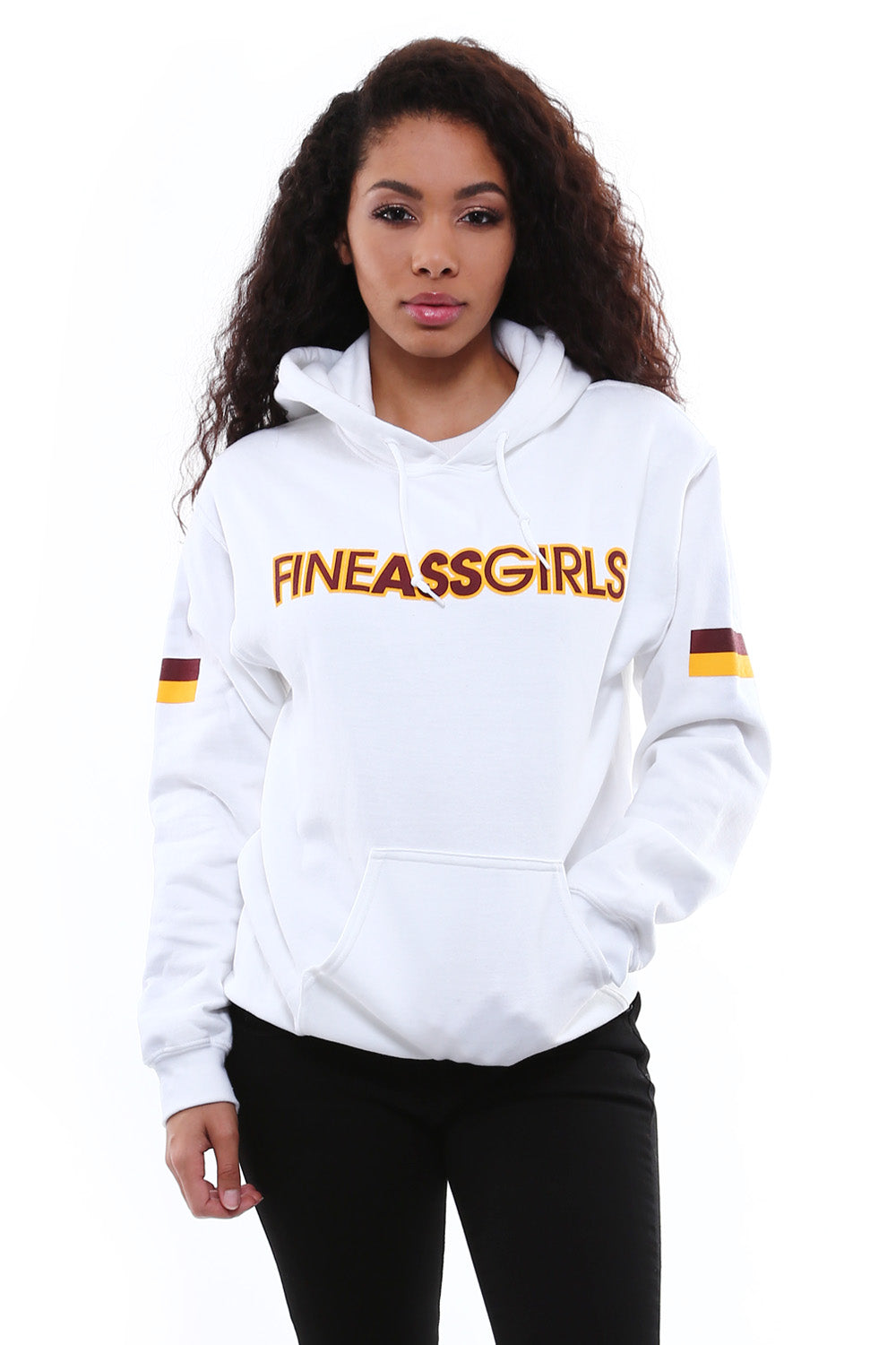 Team Collection Hoodie - Washington (White)