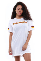 Team Collection Long Tee - Washington