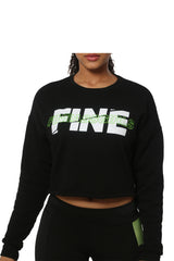 Double Take Cropped Fleece
