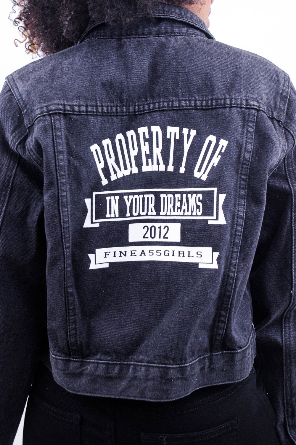 In Your Dreams Denim Jacket