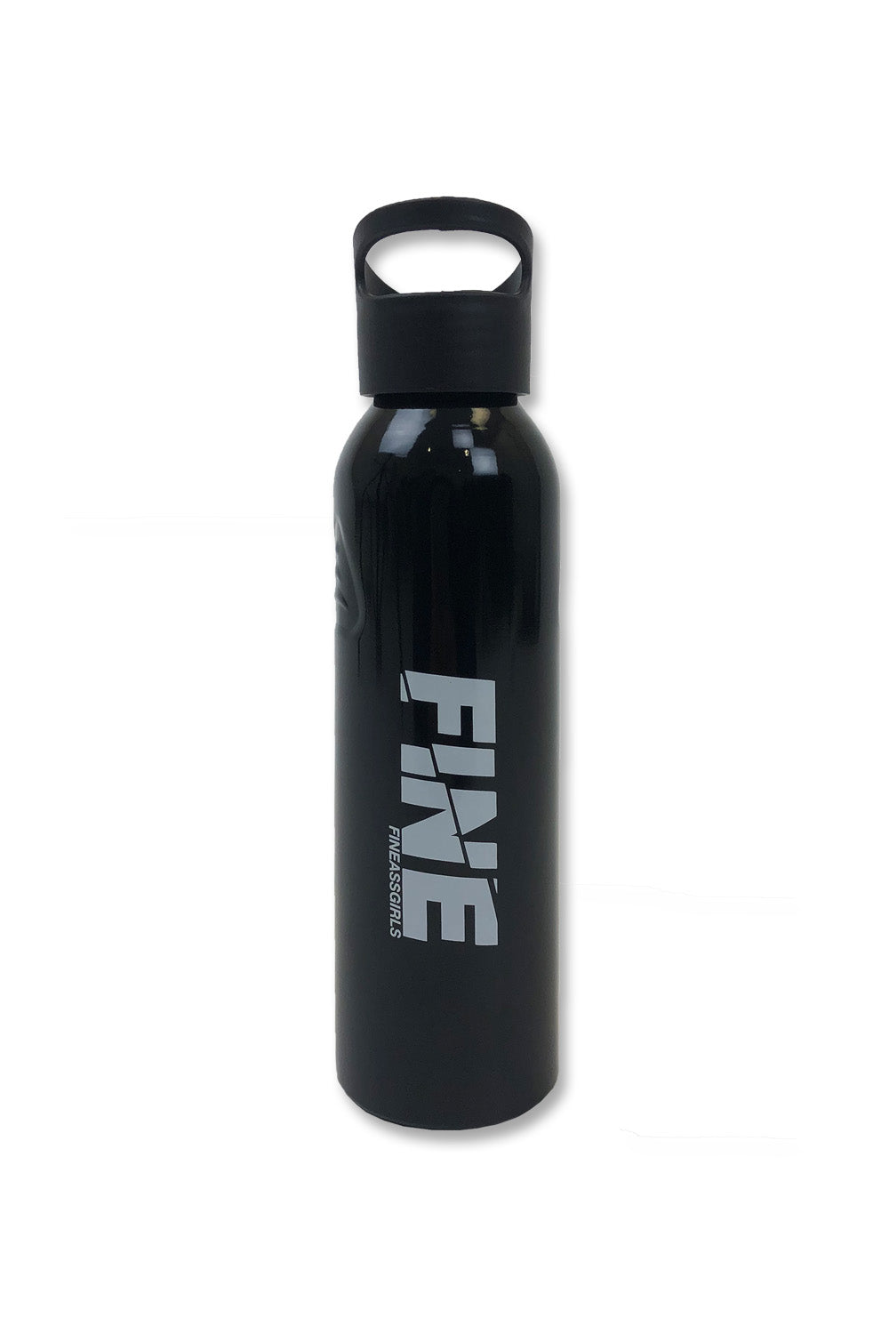 Spliced Logo Water Bottle