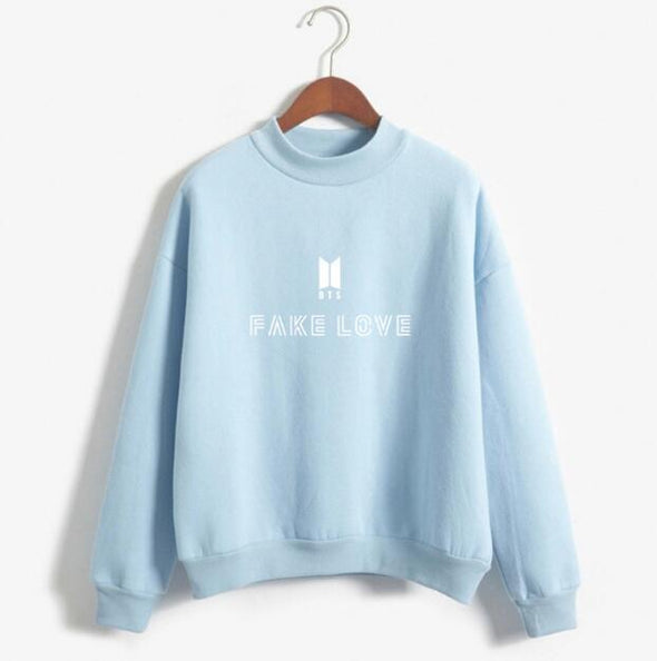 BTS  Fake Love Sweatshirt