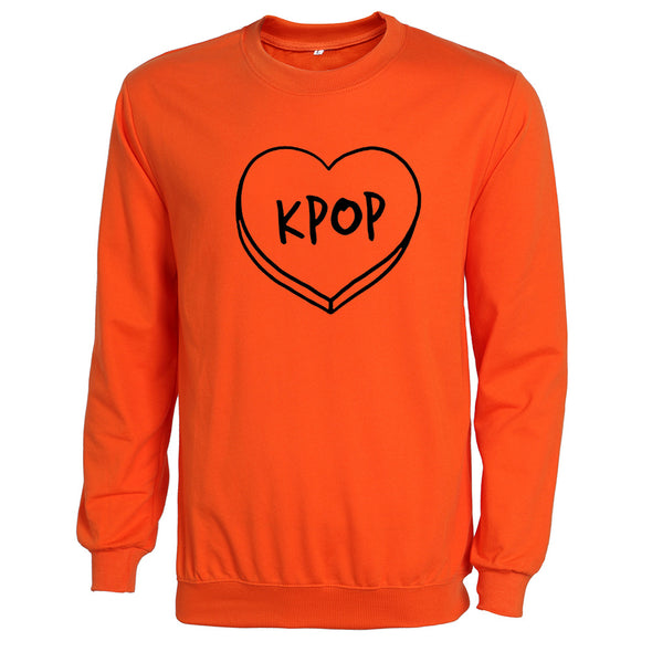 Love K-POP Long Sleeve
