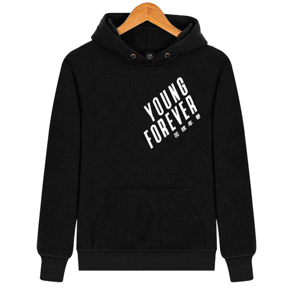 BTS Young Forever Hoodie