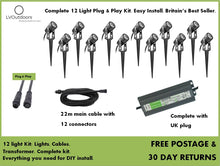 12 Light Plug and Play Kit LVOutdoors
