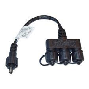 1 to 3 Cable Divider for Techmar Plug and Play Lighting