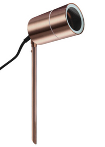 Copper Range 12V LED Plug and Play Garden Spot Light