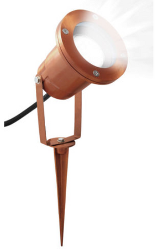 Copper Range Tradition 12V LED Plug and Play Garden Spot Light