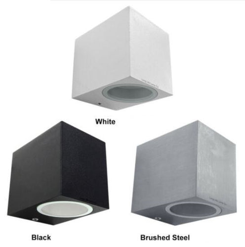 Mini Cube Wall Light Up or Down
