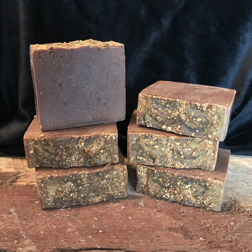 Rose Hip handmade soap