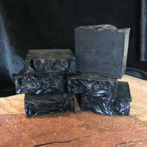 Tea Tree Charcoal handmade soap