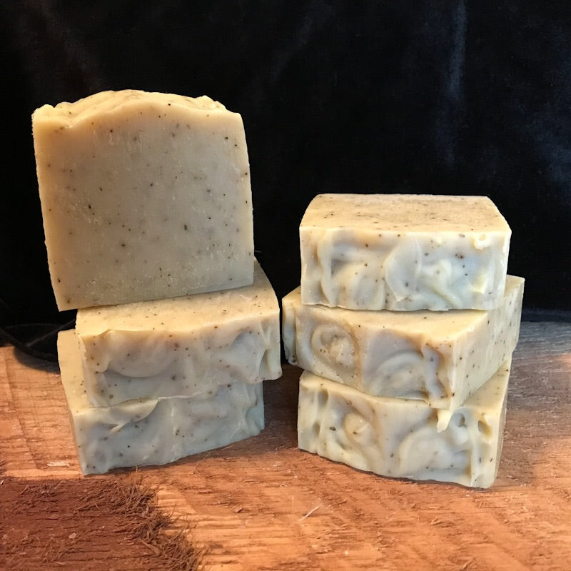 Rosemary handmade soap