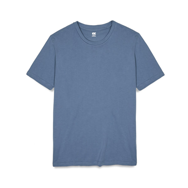 Women's Classic T-Shirt RAF Blue - Community Clothing