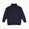 Merino Submariner Jumper Navy - Community Clothing
