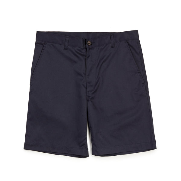 Men's Classic Shorts Navy-01 - Community Clothing