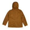 Men's Waxed Cotton Mountain Parka Camel - Community Clothing