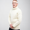 Merino Submariner Jumper Ecru - Community Clothing