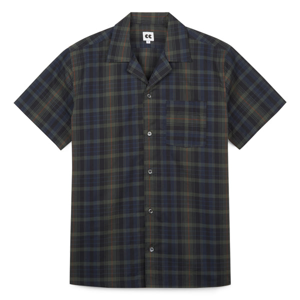 Camp Collar Shirt - Cotton - Surplus Check - Community Clothing