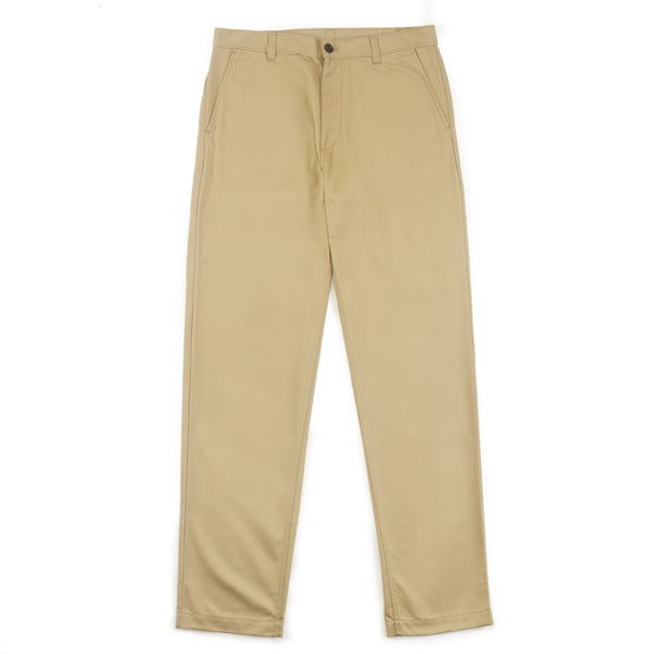 Men's Relaxed Chinos Stone 01 - Community Clothing
