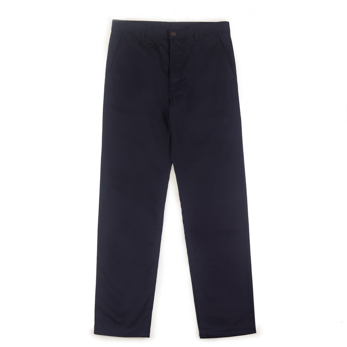 Men's Relaxed Chinos Navy 01 - Community Clothing