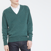 V Neck Jumper Moorland
