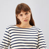 Women's Breton Ecru/Navy - Community Clothing