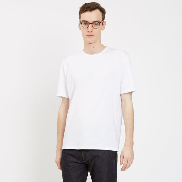 Men's Short Sleeve T-Shirt White - Community Clothing