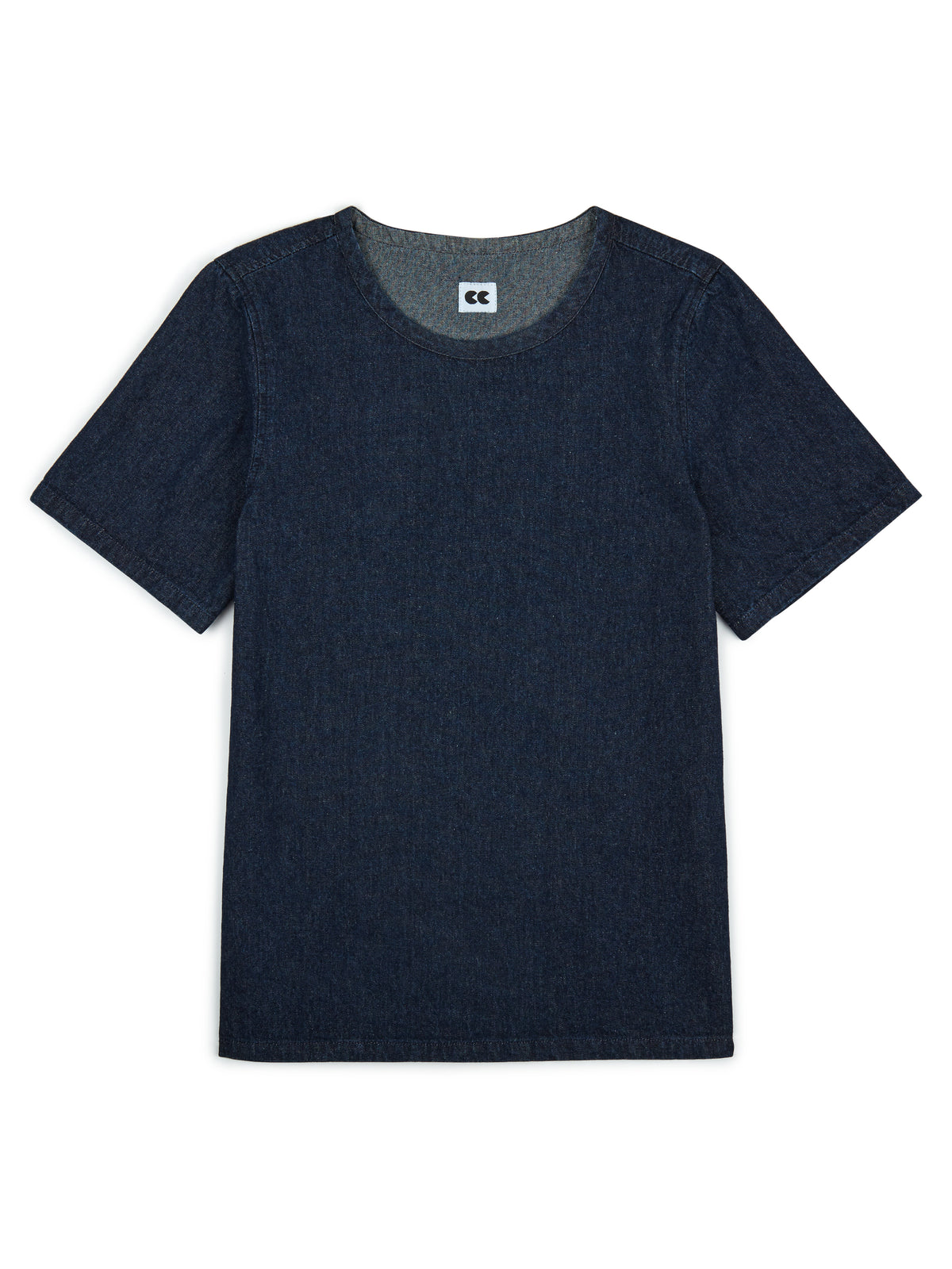 Women's Denim Smock Top - Community Clothing